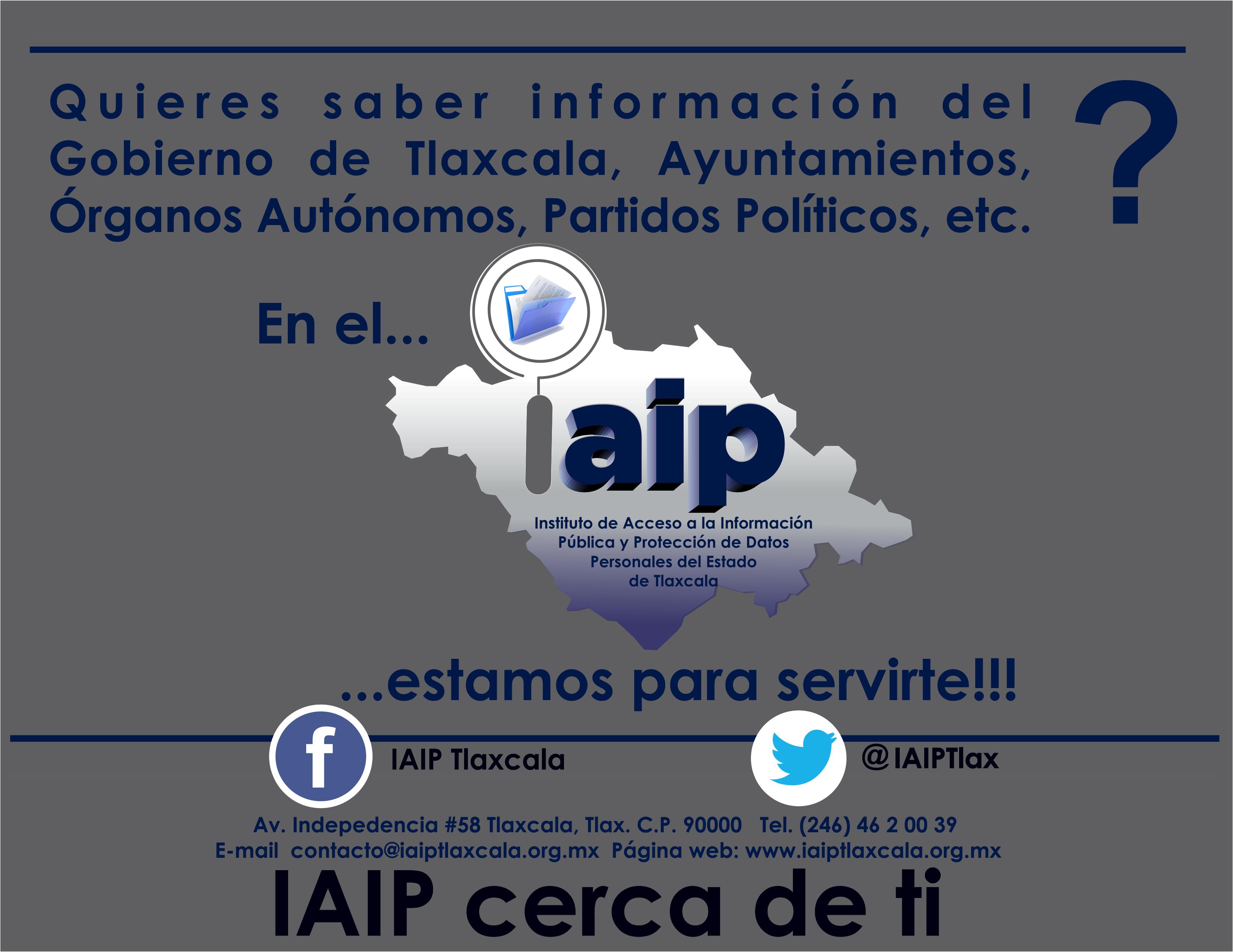 Instituto de Acceso a la Información Pública